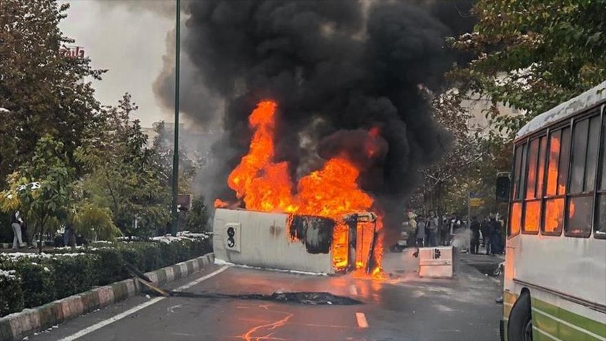 Disturbios en Irán, modus operandi de CIA para derrocar gobiernos | HISPANTV