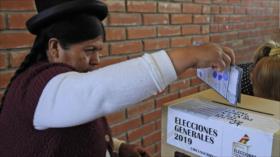 MAS plantea anteproyecto de ley para realizar comicios en Bolivia