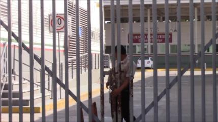 Guatemala cierra Aduana en frontera sur de México por inseguridad