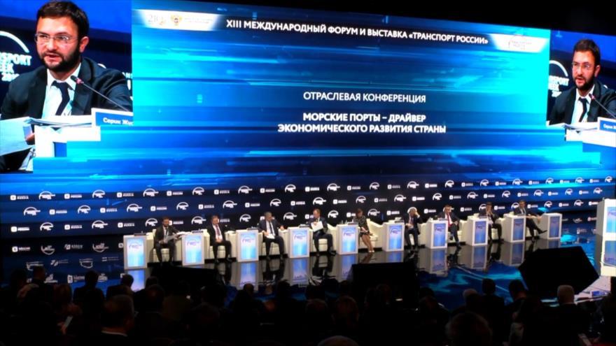 Corredor de transporte Norte-Sur aumentaría cooperación ruso-iraní