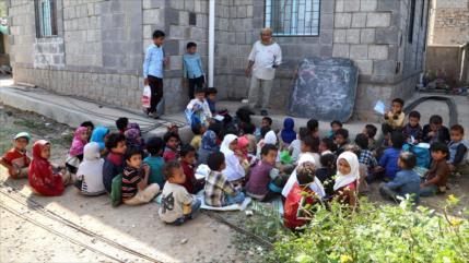 Unicef: 12 millones de niños yemeníes necesitan ayuda urgente