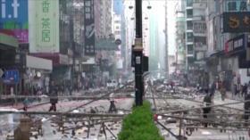 Protestas en Irán. EEUU apoya a Hong Kong. Impeachment a Piñera