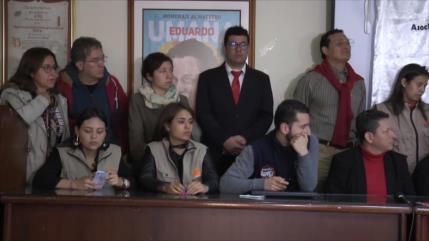 Denuncian allanamientos a los líderes del paro del 21-N en Bogotá
