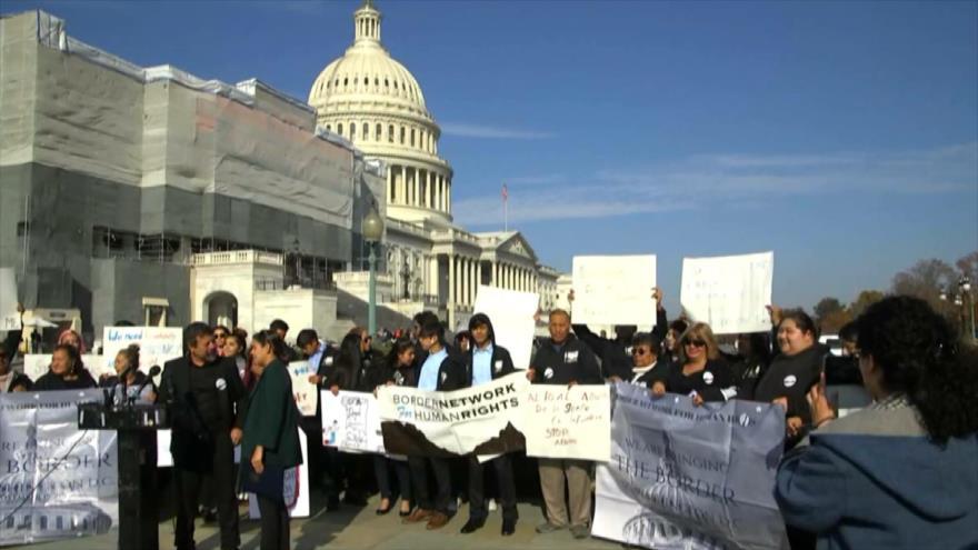 Denuncian abusos de la patrulla fronteriza de EEUU a migrantes