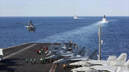Rusia censura aumento de presencia militar de EEUU en Arabia Saudí