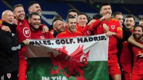 Gareth Bale irrita a madridistas con festejo tras victoria de Gales