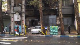 Irán rechaza la violencia en protestas contra alza de la gasolina