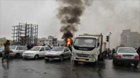 "Irán refuta la ""inventada"" cifra de AI sobre muertos en disturbios"