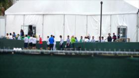 Amnistía denuncia encierro de miles de niños inmigrantes en EEUU