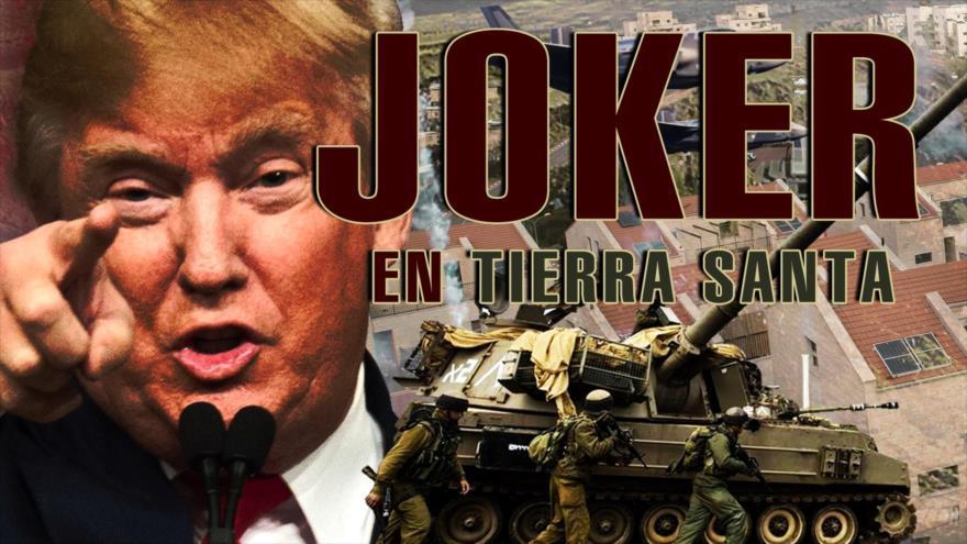 Detrás de la Razón: ¿Por qué Trump traiciona a EEUU con tal de defender su Tierra Santa?