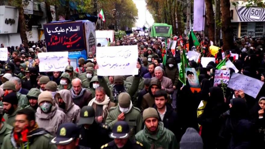 Protestas en Irán. Ocupación israelí. Represión en Bolivia