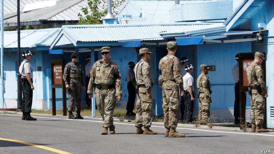 EEUU retira fuerzas de Corea del Sur si Seúl no paga el despliegue | HISPANTV
