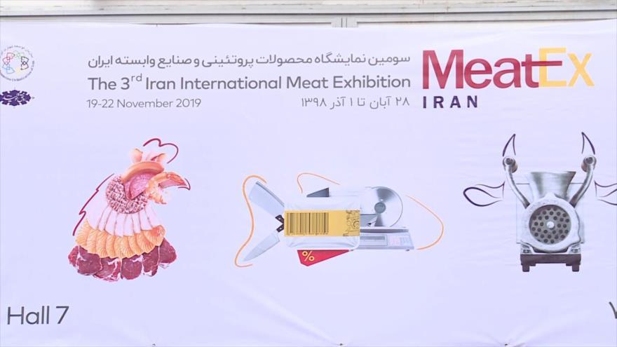 Irán acoge evento exclusivo de productos cárnicos en Oriente Medio