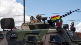 Vídeo: Lloran por víctimas de la represión en Bolivia