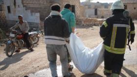 """""""Cascos blancos están involucrados en tráfico de órganos en Siria"""""""