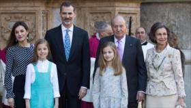 Podemos moviliza a toda su militancia para cuestionar la monarquía