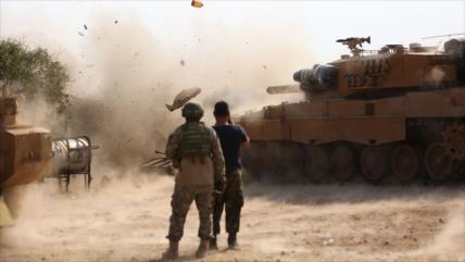 Siria reitera su condena a actos criminales de fuerzas turcas