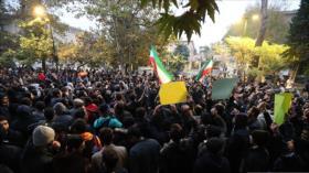 Marchas en Irán. EEUU y ocupación israelí. Crisis en Chile
