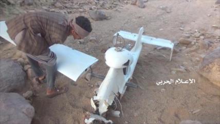 Fuerzas yemeníes derriban un dron espía saudí en Najran