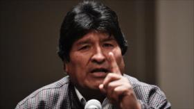 Gobierno de facto boliviano carga contra México por Morales