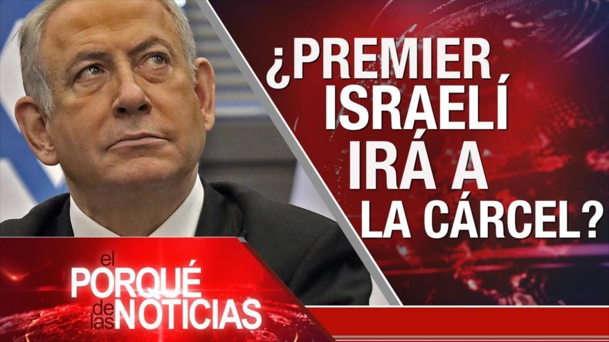 El Porqué de las Noticias: Corrupción israelí. Paro nacional en Colombia. Uruguay rumbo a balotaje