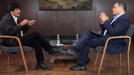 Morales: El litio jugó un factor importante en el golpe de Estado
