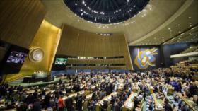 ONU rechaza medidas económicas unilaterales de países como EEUU