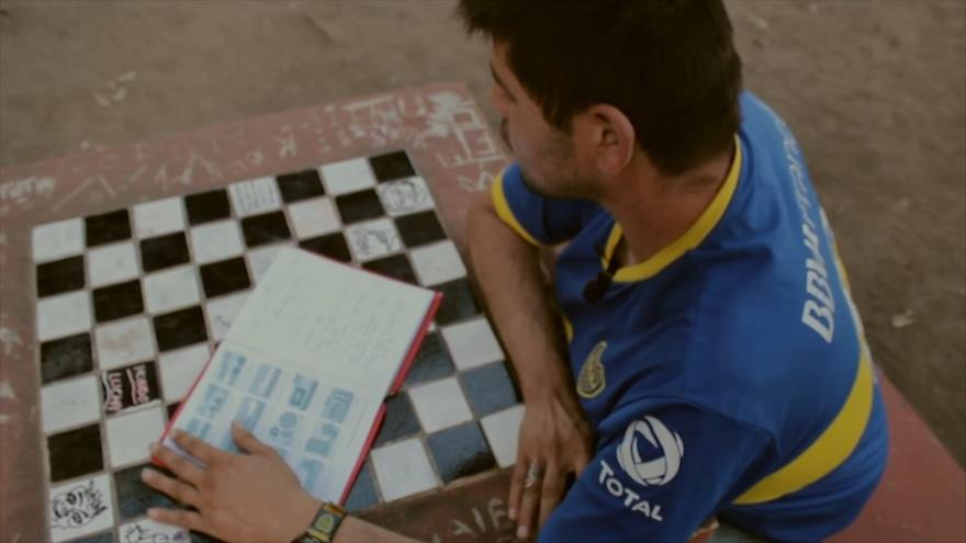 """Blanco: Cortometraje argentino """"El Más Grande"""", dirigido por Gastón Escudero y corto español """"Lo Siento"""", de Mario Vidal"""