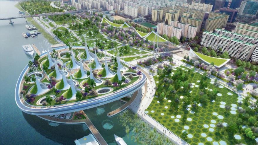 Aumentar las zonas verdes en las ciudades reduce la mortalidad.