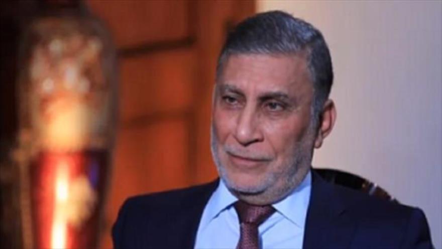 Ezat Shabandar, exdiputado iraquí detenido en los Emiratos Árabes Unidos.
