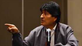 Morales refuta informe de que 'soldados rusos' le esperan en Bolivia