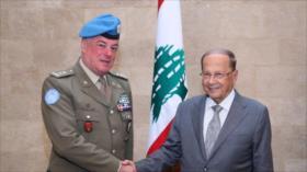 ONU critica 'enérgicamente' violación de cielo libanés por Israel