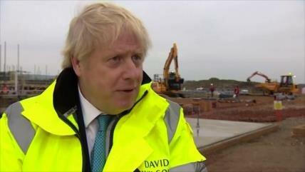 Johnson acusa a Corbyn de que su plan no tiene credibilidad económica