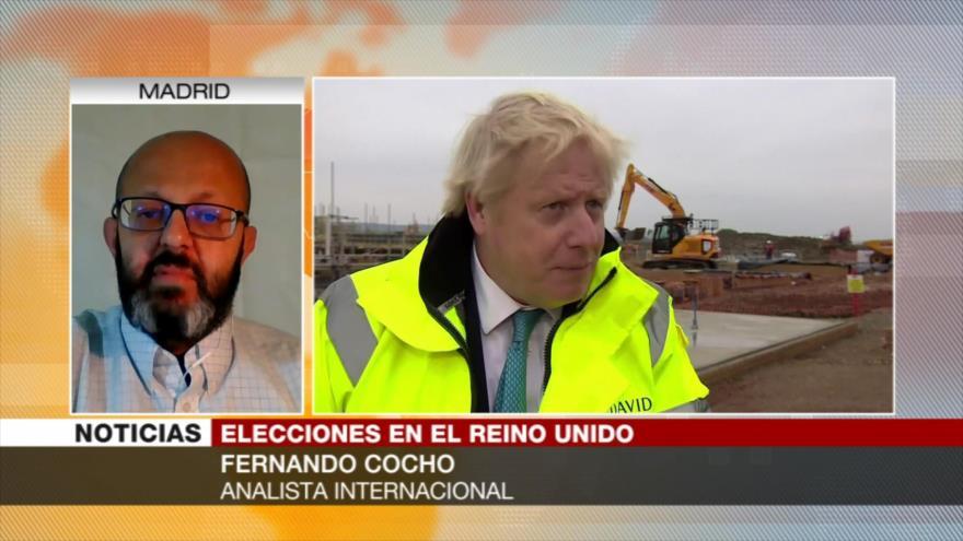 """""""Habrá nuevo referéndum sobre Brexit tras comicios en Reino Unido"""""""