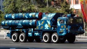 Informe: Siria sustituye los S-300 de Rusia por los HQ-9 de China