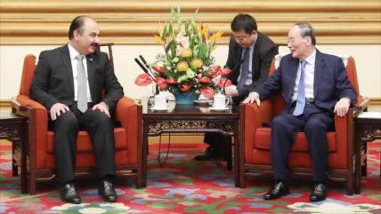 """China apoya a Siria ante """"imperiales"""" que busca su desintegración"""