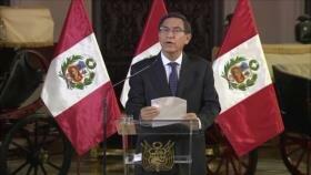 Renuncia de 2 ministros arriesga imagen anticorrupción de Vizcarra