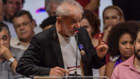 Lula: Golpe en Bolivia es un crimen que atenta contra la región