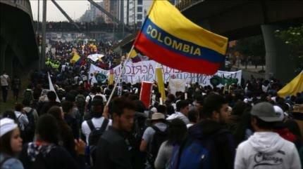 Vídeo: 4 motivos del paro nacional en Colombia