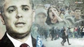 La marcha en Colombia: Los argumentos contra ella la justifican