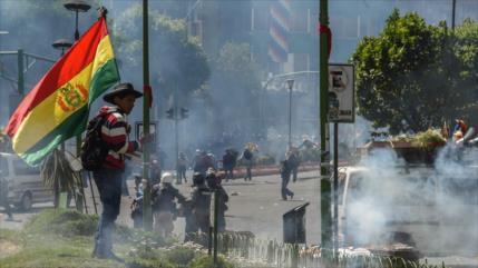Rusia: EEUU está detrás de la crisis política en Bolivia