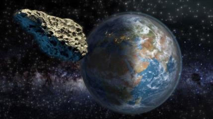 "Un asteroide ""se está acercando periódicamente"" a nuestro planeta"