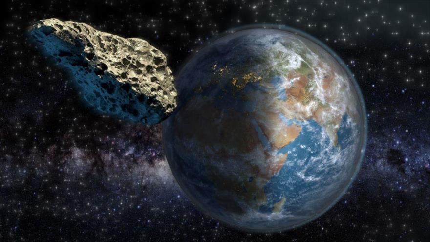 Astrónomos detectan un asteroide desconocido hasta ahora que se está acercando a la Tierra.