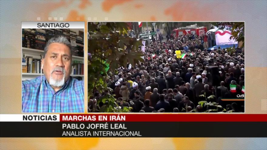 Jofré Leal: Nación iraní no dará espacio a los alborotadores | HISPANTV