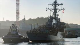 Rusia alerta de la amenaza de presencia militar de EEUU en Japón