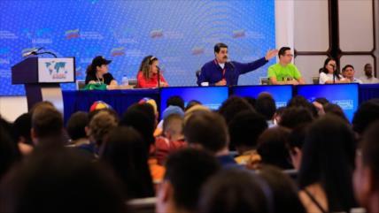 Maduro: El pueblo colombiano despertó exigiendo ¡No más Duque!
