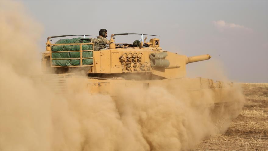 "Fuerzas turcas atacan ""violentamente"" a civiles en Siria | HISPANTV"