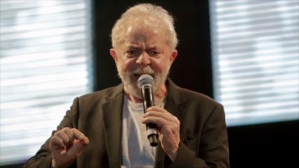 Lula apoya a Venezuela ante EEUU y se solidariza con Evo Morales