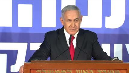 Imputación a Netanyahu por corrupción agudiza crisis política israelí