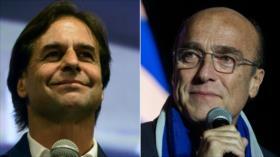 Arranca segunda vuelta de elecciones presidenciales en Uruguay